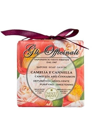 Nestidante Nesti Dante Gli Officinali Camelia & Cinnamon Sabun Temizleyici Renksiz